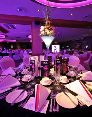 This is the Ryta's Awards Held at the Mercure Grange Park Hotel in Willerby